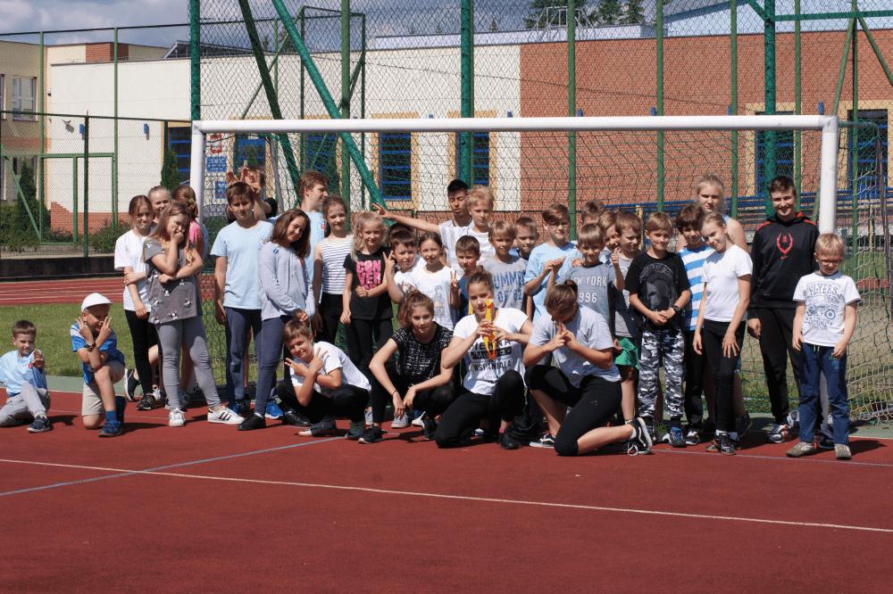 Obóz szermierczy - Człuchów 2017