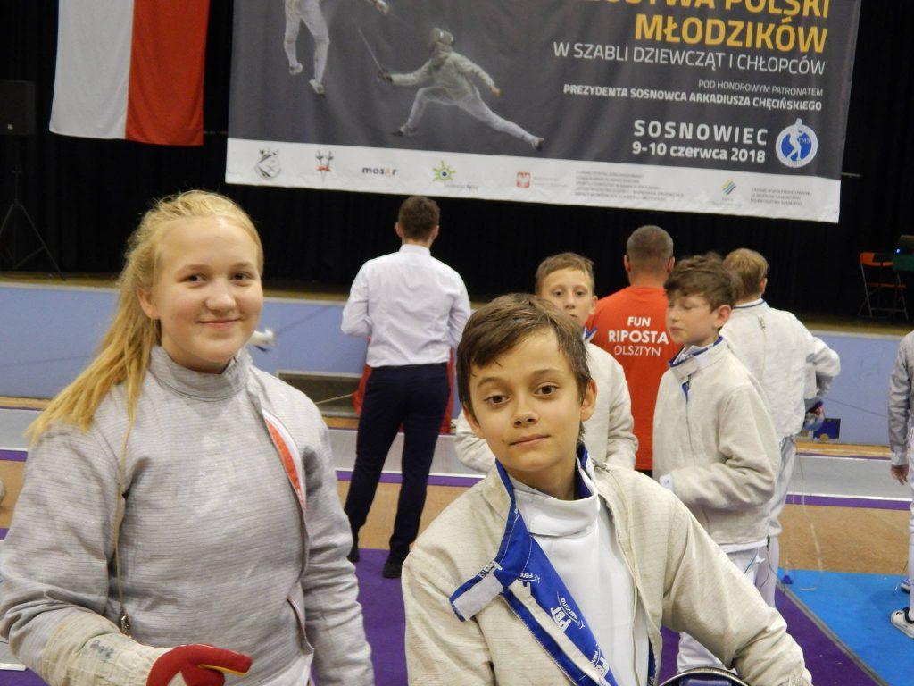 Mistrzostwa Polski Młodzików 2018 w Sosnowcu