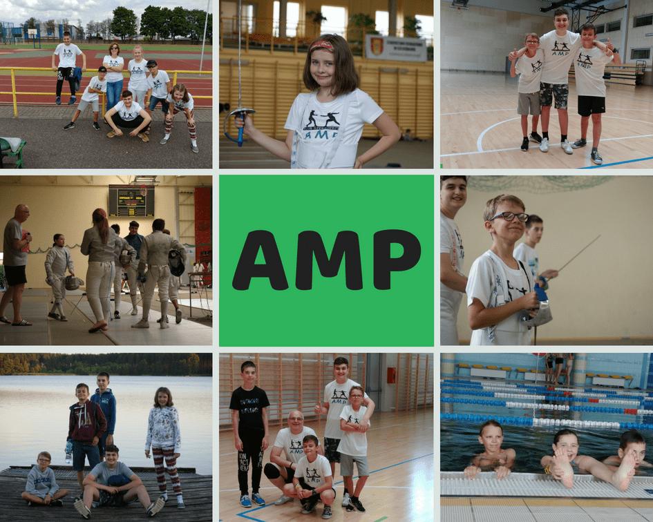 Obóz sportowy w Człuchowie