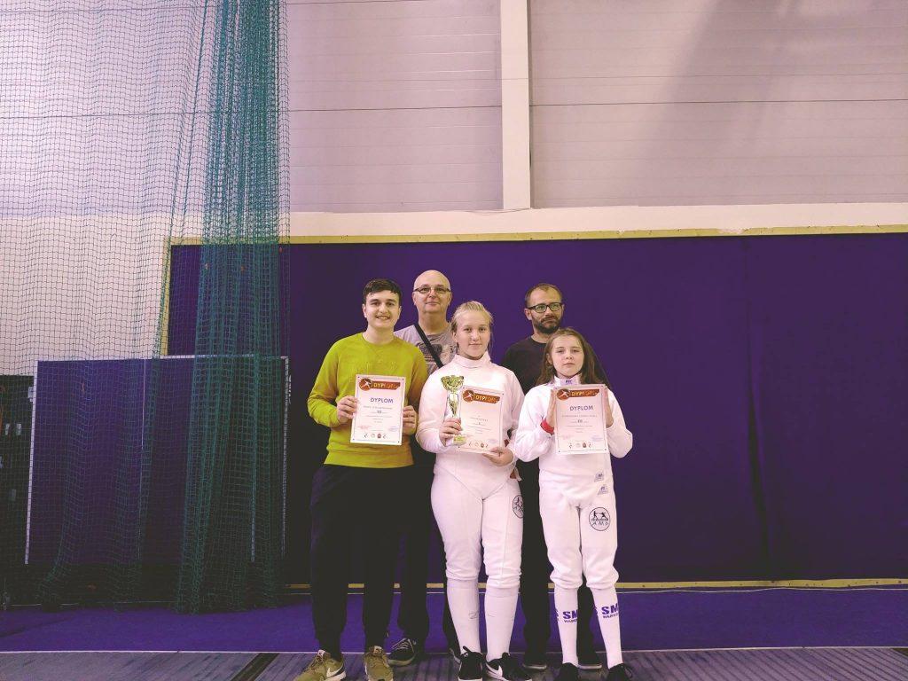 Mistrzostwa Warszawy i Mazowsza - wrzesień 2018