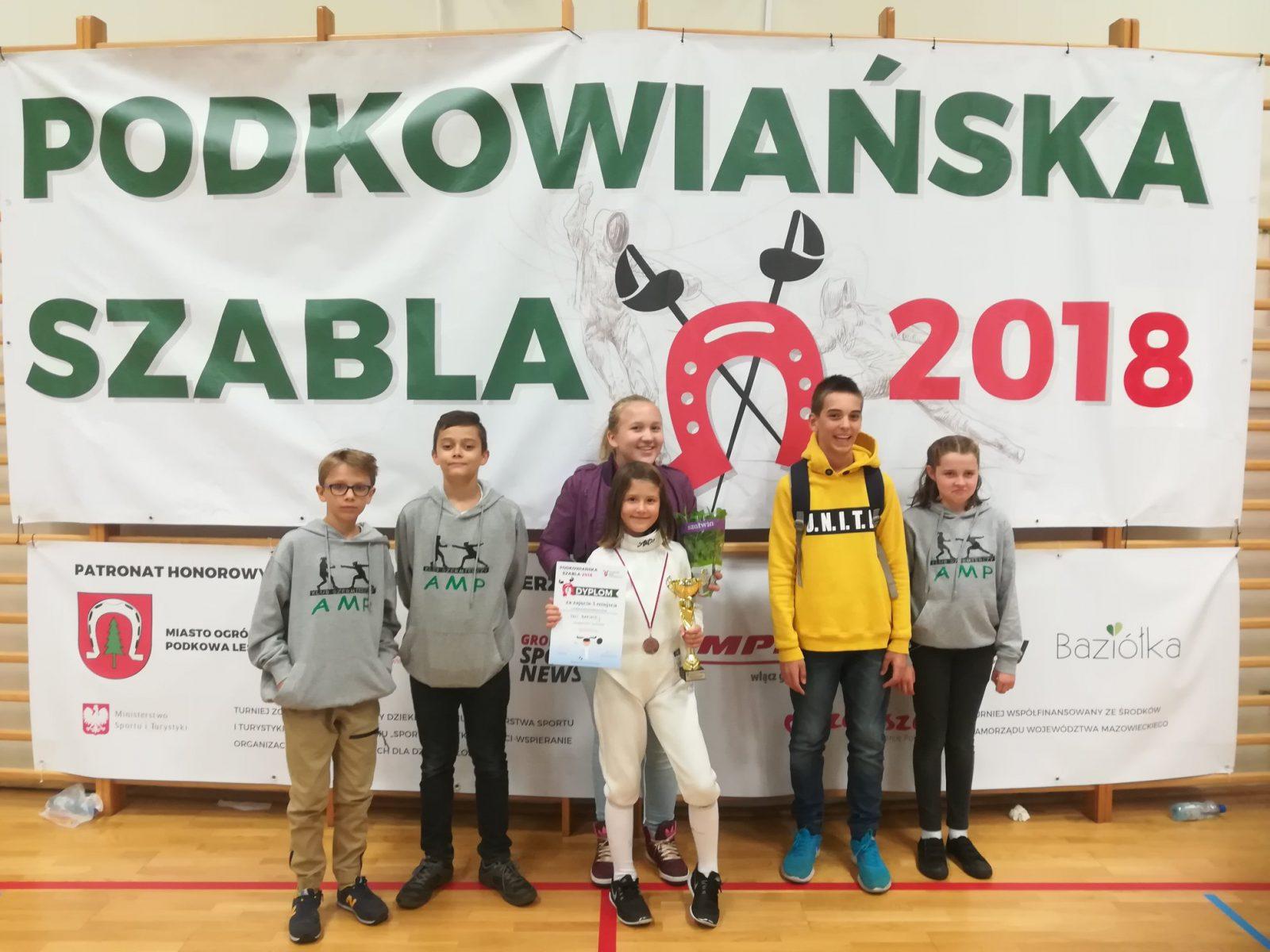 Podkowiańska Szabla 2018