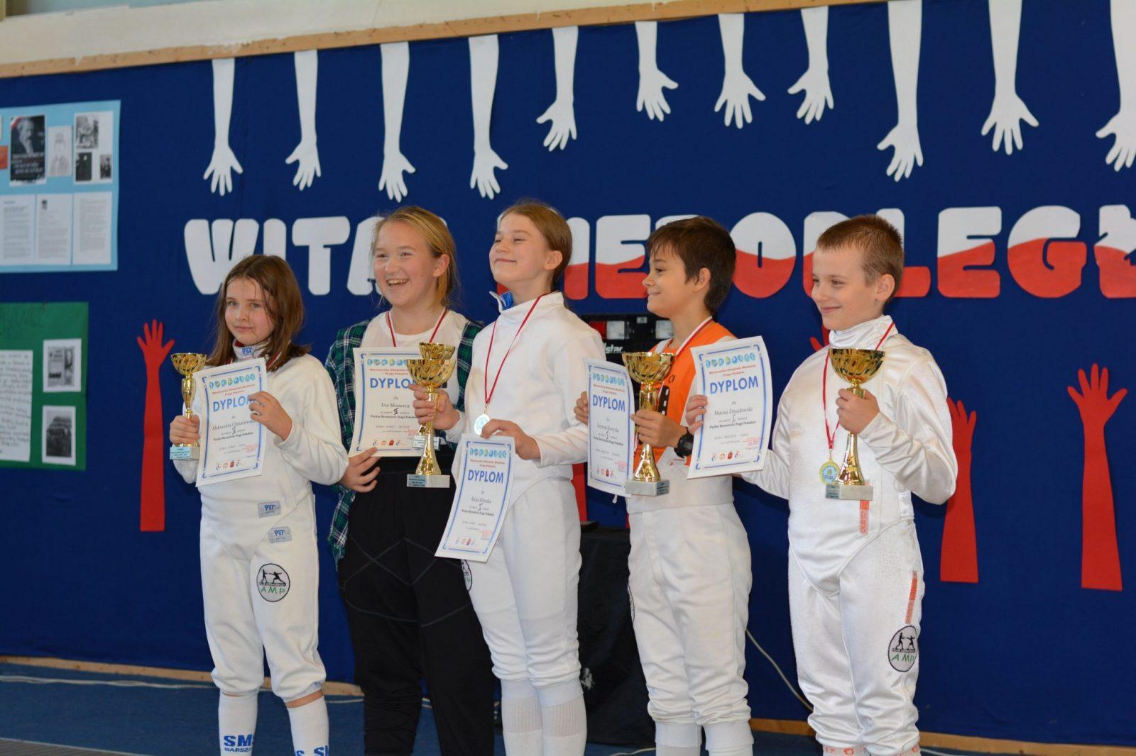 II Turniej o Puchar Burmistrza Pragi Południe