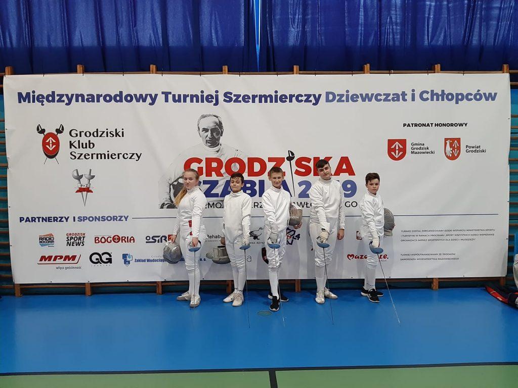 Grodziska Szabla 2019 - Memoriał Jerzego Pawłowskiego